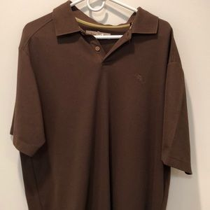 Tommy Bahama XL Brown Polo Shirt